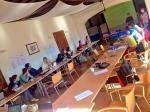 Group work presentations